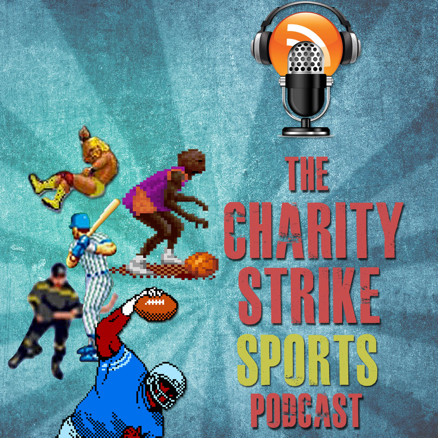 The Charity Strike Sports Podcast