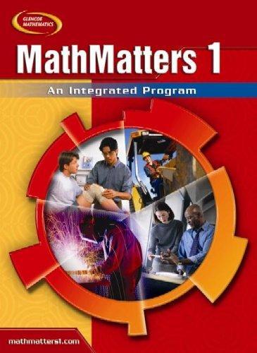 MathMatters 1