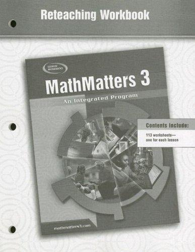 MathMatters 3