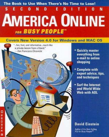 Download America Online for busy people
