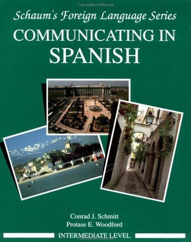 Download Communicating In Spanish: Book/Audio Cassette Package