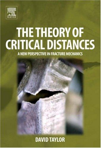 Download The Theory of Critical Distances