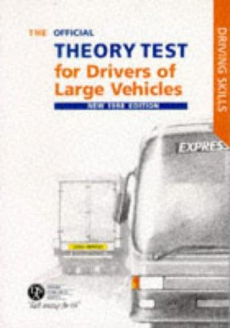 Download The Official Theory Test for Large Vehicle Drivers (Driving Skills)