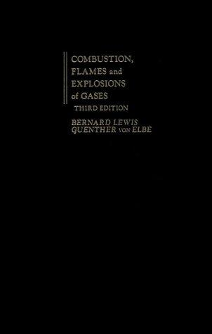 Download Combustion, flames, and explosions of gases