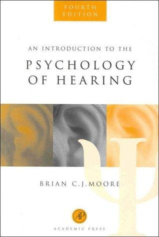 Download An introduction to the psychology of hearing