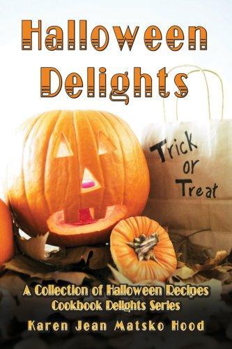 Download Halloween Delights Cookbook