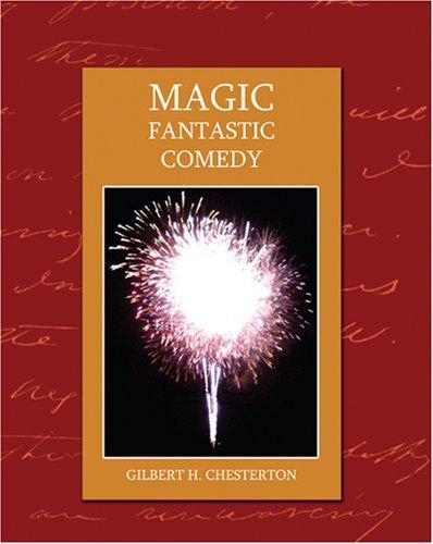 Magic – a Fantastic Comedy