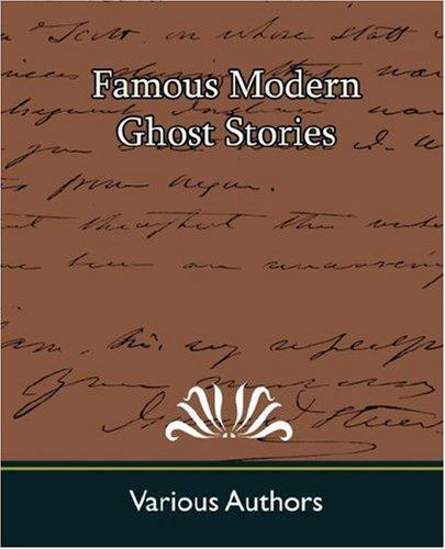 Download Famous Modern Ghost Stories