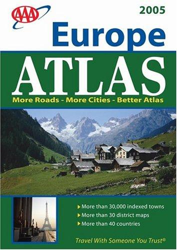 Download AAA Europe Road Atlas