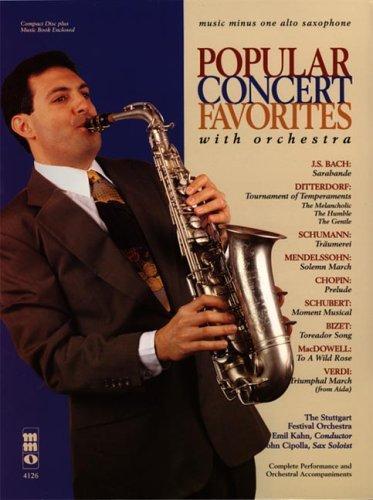 Download Music Minus One Alto Saxophone