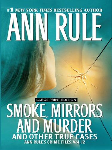 Smoke, Mirrors, and Murder (Wheeler Large Print Book Series)