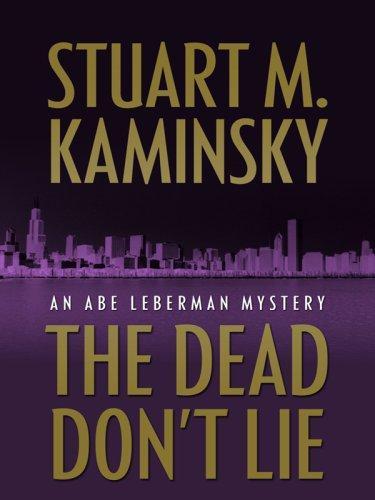 The Dead Don't Lie (Wheeler Large Print Book Series)