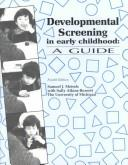 Developmental screening in early childhood