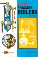Download Low pressure boilers