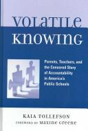 Download Volatile Knowing