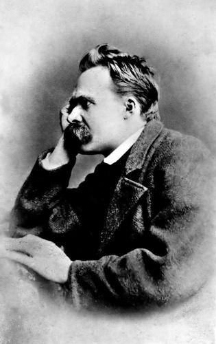 Photo of Friedrich Nietzsche