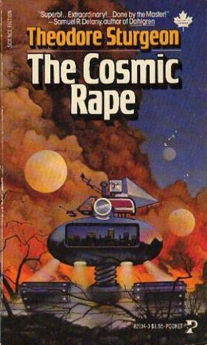 The Cosmic Rape