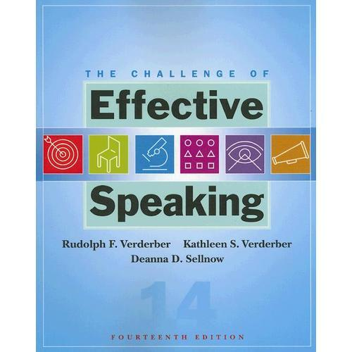 Download The challenge of effective speaking
