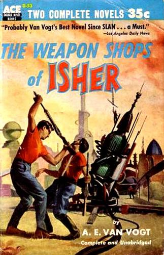 Download The Weapon Shops of Isher