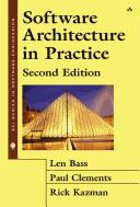 Download Software architecture in practice