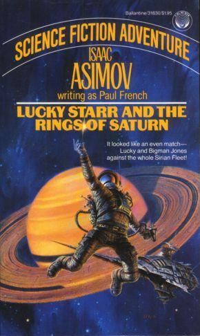 Download Lucky Starr and the Rings of Saturn
