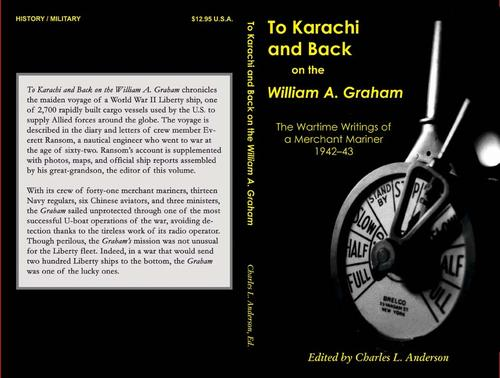 To Karachi and back on the William A. Graham by Everett Stanton Ransom