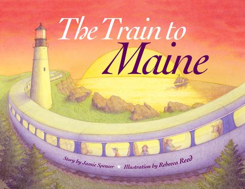 Download The train to Maine