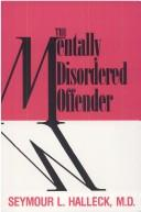 Download The mentally disordered offender
