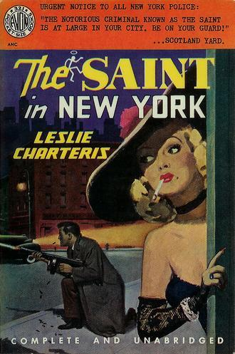 Download The Saint in New York
