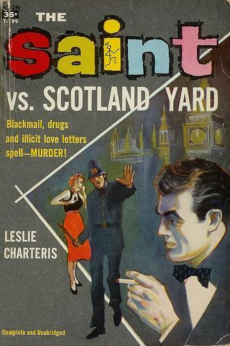 Download The Saint vs. Scotland Yard