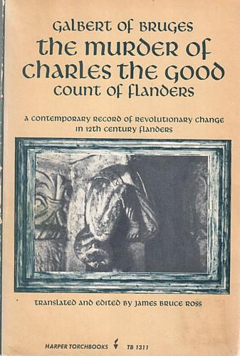 Download The murder of Charles the Good, count of Flanders