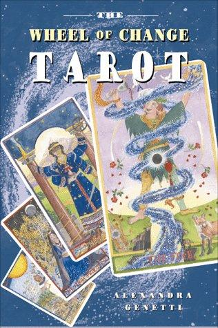 The Wheel of Change Tarot, Genetti, Alexandra