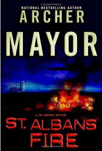 Download St. Albans Fire (Joe Gunther Mysteries)