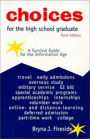 Download Choices for the high school graduate