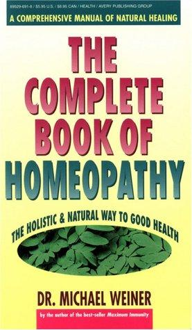 Complete Book of Homeopathy
