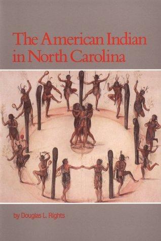 The American Indian in North Carolina