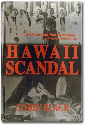 Hawaii scandal by Cobey Black