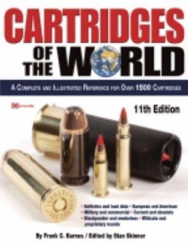 Cartridges of the World (11th Edition) Close