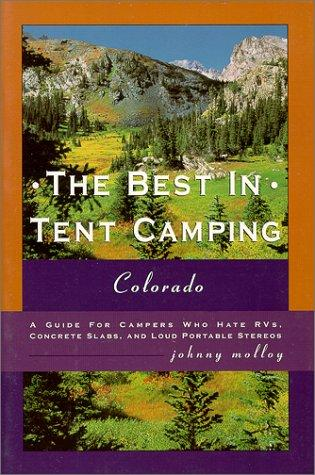 Download The Best in Tent Camping: Colorado