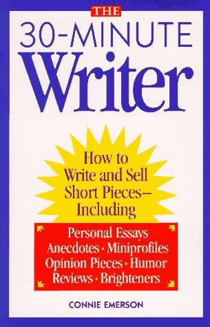 Download The 30-Minute Writer