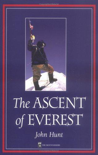 Download The Ascent of Everest