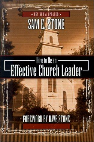 Download How to be an effective church leader