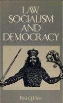 Law, Socialism, and Democracy