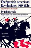 The Spanish American revolutions, 1808-1826