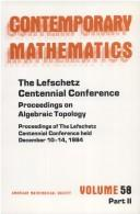 Download The Lefschetz Centennial Conference