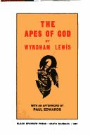 Download The apes of God