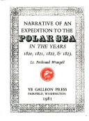 Download Narrative of an expedition to the polar sea in the years 1820, 1821, 1822 & 1823