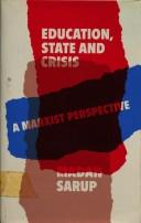 Download Education, state and crisis