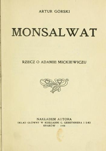 Monsalwat
