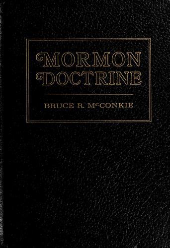 Download Mormon doctrine